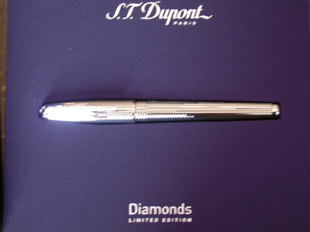 Diamond Drop Rollerball Pen