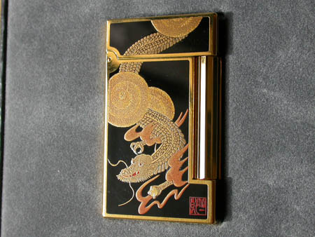 Maki-E Lighter Dragon